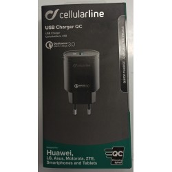 Chargeur 18 W Qualcomm 3.0...