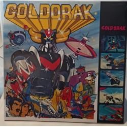 Goldorak Album 33T