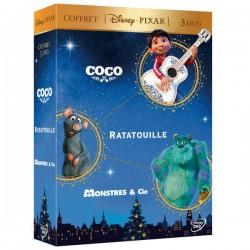 Coffret 3 DVD DISNEY PIXAR...