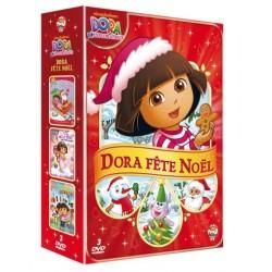 Coffret 3 DVD Dora fête Noêl