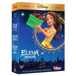 Coffret 3 DVD Disney Eléna...
