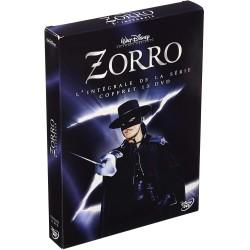 Coffret Intégrale de Zorro...