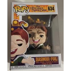 Figurine Quasimodo (fool)...