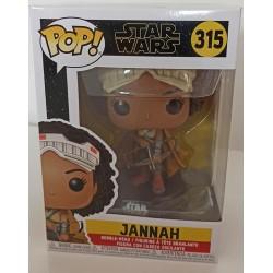 Jannah Funko Pop Star Wars 315