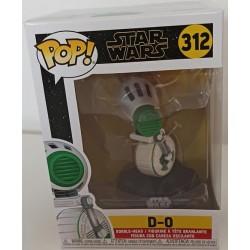 D-0 Funko Pop Star Wars 312