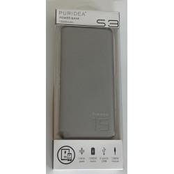 Powerbank 15000 mah PURIDEA S3